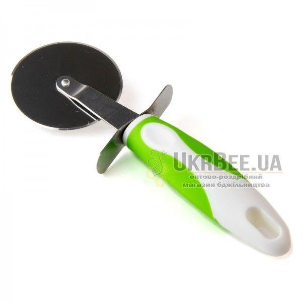 Нож для вощины. НЕРЖ. Силиконовая ручка, рис. 3