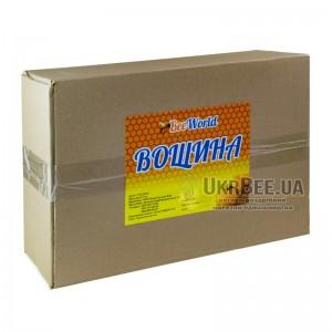 Воскова вощина на рамку Дадан, 5 кг (мал. 1)