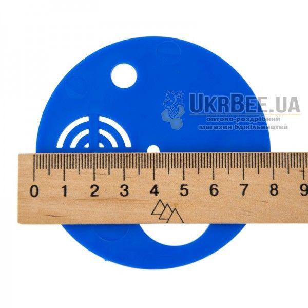 Льотковий загороджувач круглий. Пластик Ø 80 мм, (мал. 3)