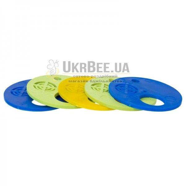 Льотковий загороджувач круглий. Пластик Ø 80 мм, (мал. 5)