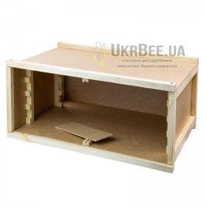 Ящик для бджолопакетів (4 рамки Дадан), мал. 3