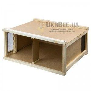 Ящик для бджолопакетів (4 рамки Дадан), мал. 1