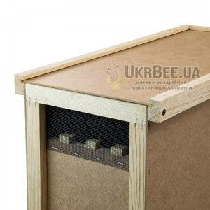 Ящик для бджолопакетів (4 рамки Дадан), мал. 6