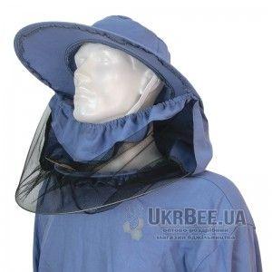 Куртка пчеловода (Лен), шапка круглая, рис. 4