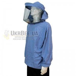 Куртка пчеловода (Лен), маска круглая, рис. 1