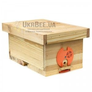 Нуклеус дерев'яний з рамками, мал. 1