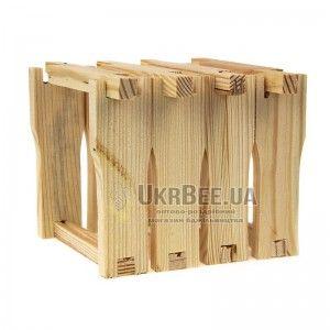 Нуклеус дерев'яний з рамками, мал.5