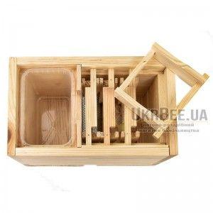 Нуклеус дерев'яний з рамками, мал.3