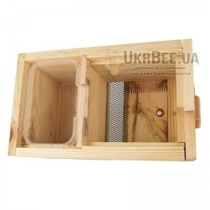 Нуклеус дерев'яний з рамками, мал.4