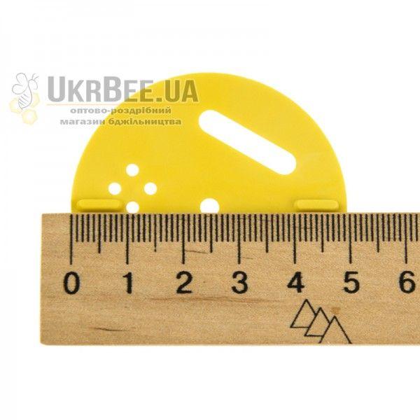 Летковый заградитель для нуклеуса, рис. 3, диаметр