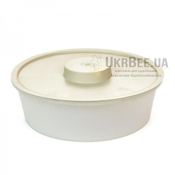 Кормушка круглая с крышкой, рис. 1
