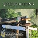 Нож пасечный Jero Beekeeping для срезания печатки с медовых сот, Джеро Португалия (рис 2)