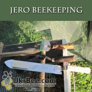 Ніж бджолярський JERO для легкого зрізання печатки з медових щільників, Джеро Португалія (мал 4)
