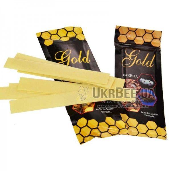 Смужки Голд Вароа (Gold Varroa), Туреччина, мал. 1