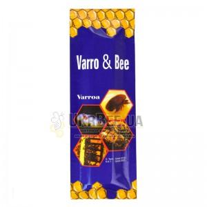 Полоски Варро Би, лечение варроатоза, рис. 4