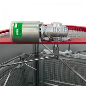 Двигатель медогонки алюмоцинковой с электроприводом АВВ-100, рис. 3