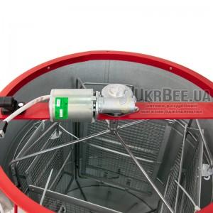 Бак медогонки алюмоцинковой с электроприводом АВВ-100, рис. 4