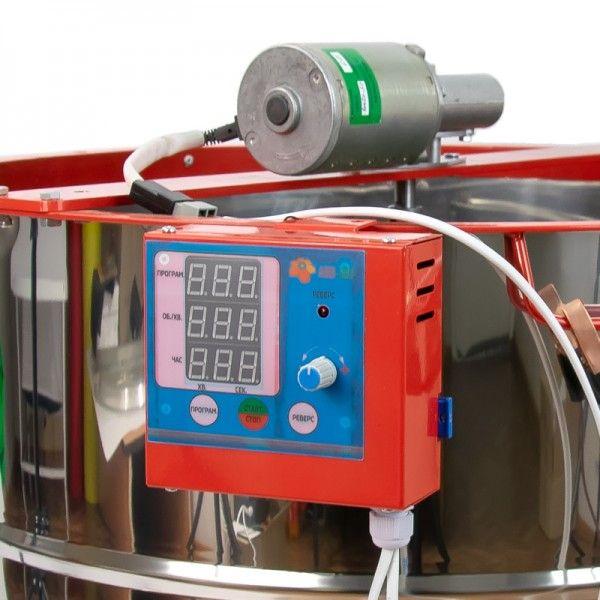 Пульт медогонки нерж, з електроприводом АВВ-100, мал. 3