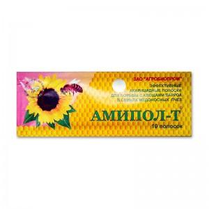 Амипол-Т (амитраз+тимол),...