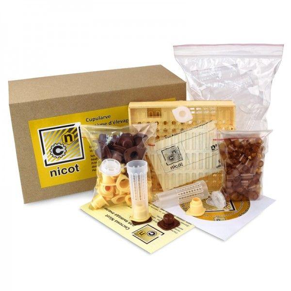 """Система Нікот набір """"Nicot-20"""" стільник для виведення маток, мал 1"""