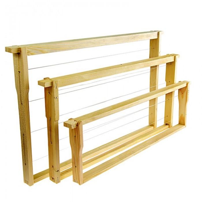 Рамки для вулика (з дротом і втулками), 10 шт, мал. 1