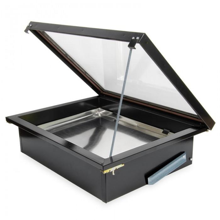 Воскотопка солнечная на 1 рамку, рис. 1