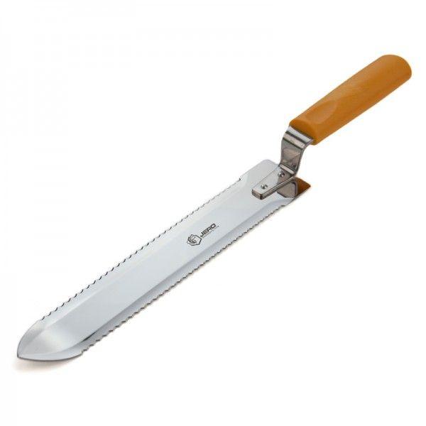 Нож Джеро 28 см, двусторонняя заточка (ручка пластик), рис. 1