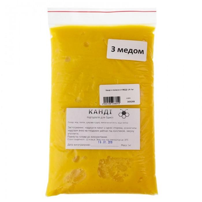 Канді з пилком (+ мед) 1 кг, мал. 1