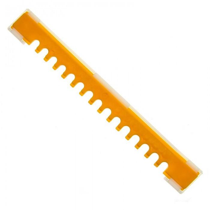 Нижний летковый заградитель 2-х элементный ( без отверстий, пластик), рис. 1