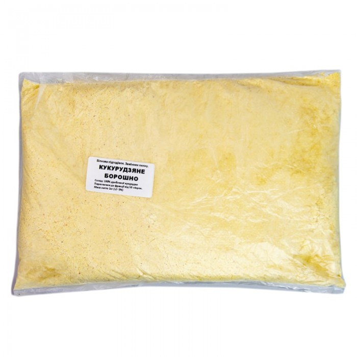 Кукурузная мука 1 кг. Подкормка, рис. 1