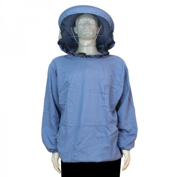 Куртка бджоляра (Льон), шапка кругла, мал. 1