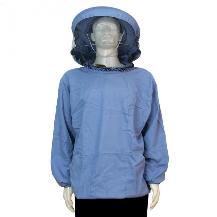 Куртка пчеловода (Лен), шапка круглая, рис. 1
