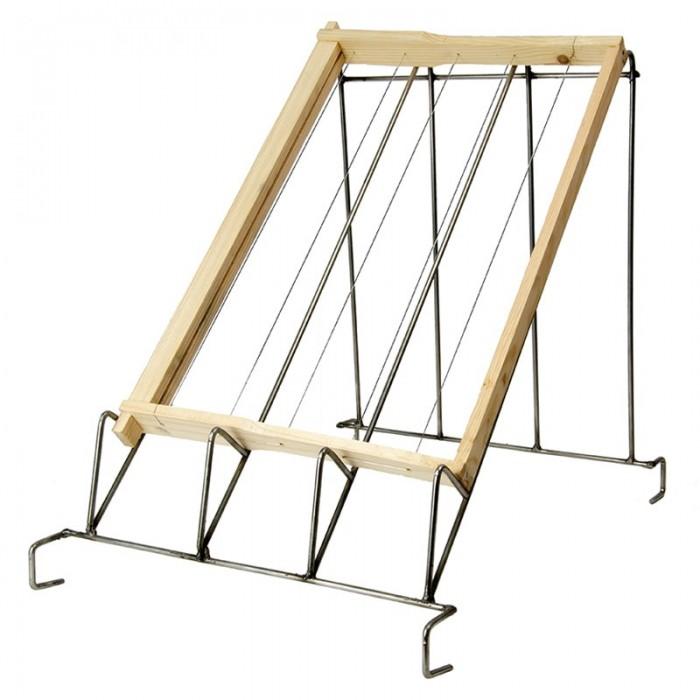 Подставка для рамок (на стол для распечатки) НЕРЖ., рис. 1