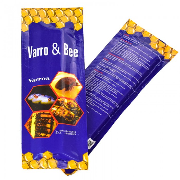 Смужки Варо Бі (Varro & Bee), Туреччина, мал. 1