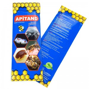 Полоски Апитанд (Apitand, 100% натуральный состав), Турция, рис. 1