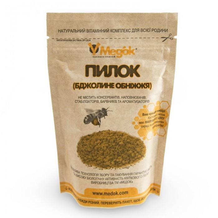 Пыльца (пчелиная обножка), 100 гр (рис 1)