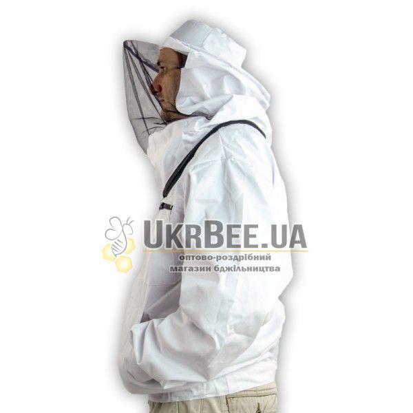 Куртка пчеловода (100% коттон) + сетка классическая Рисунок 3