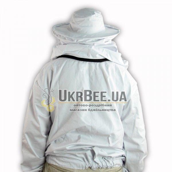 Куртка пчеловода (100% коттон) + сетка классическая Рисунок 4