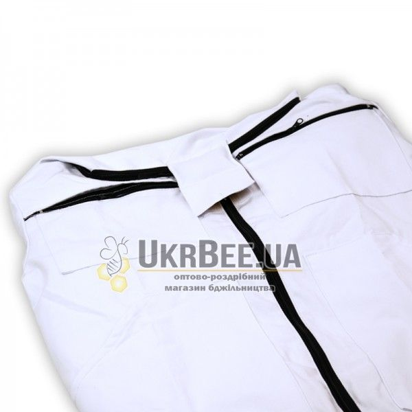 Куртка пчеловода (100% коттон) + сетка классическая Рисунок 5