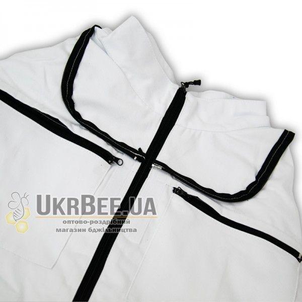 Куртка пчеловода (100% коттон) + сетка классическая Рисунок 8