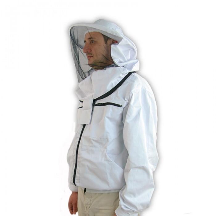 Куртка пчеловода (100% коттон) + сетка классическая Рисунок 1