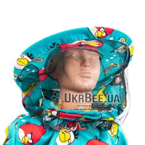 Костюм дитячий з круглою шапкою (мал 1)