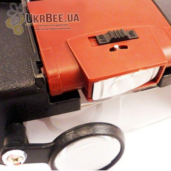 Лупа із знімним підсвічуванням LED для бджільництва (мал 1)