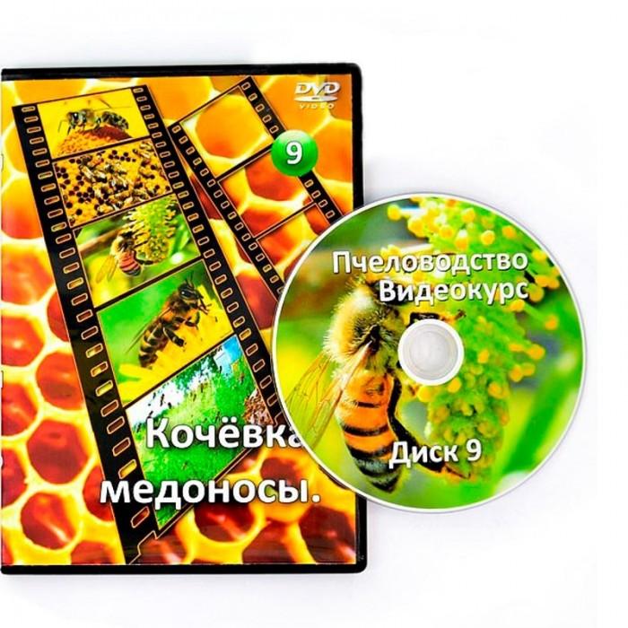 Курс відеопасіка 10 DVD, мал. 1