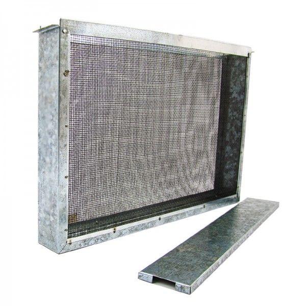 Ізолятор Дадан на одну рамку (оцинкований) мал. 1