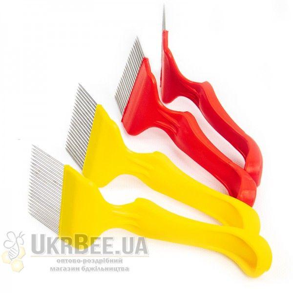 Вилка для распечатки медовых рамок, Сербия (рис 5)