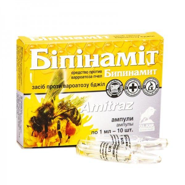 Бипинамит 1мл (амитраз)