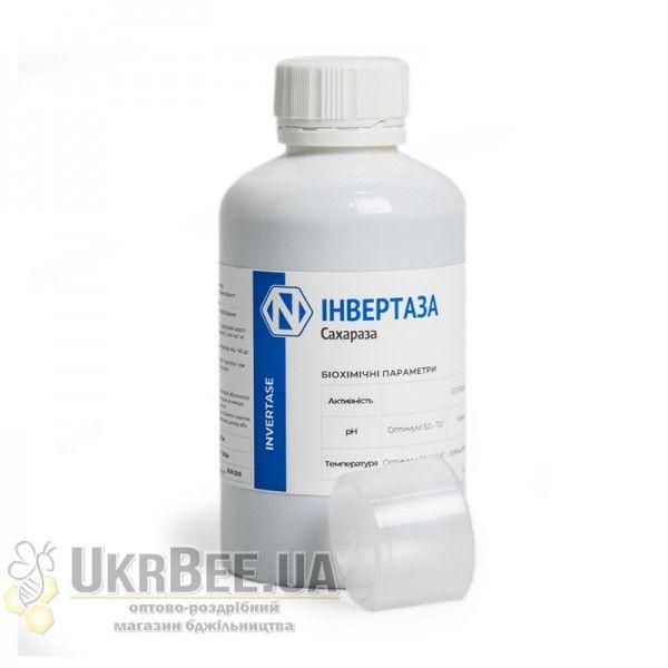 Инвертаза (сахараза) ENZIM, 200 мл (рис 1)