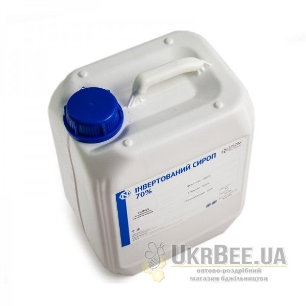 Сироп инвертированный ENZIM, 6 кг