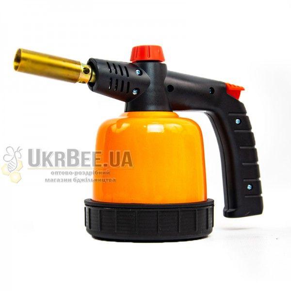 Паяльна лампа (газова) з п'єзопідпалом (мал. 3)
